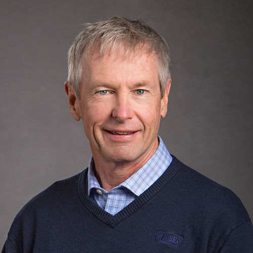 Photo of Steve Benton, Ph.D.